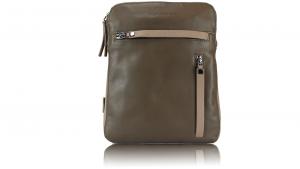 Shoulder bag  Piquadro  CA1358SO3 TORTORA