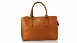 Hand and shoulder bag  J&C JackyCeline - B301-07 039 SENAPE