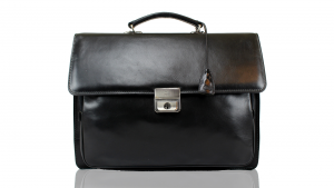 Briefcase  The Bridge  06430501 20 Nero