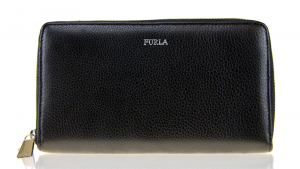 Woman wallet Furla Zip around 201200 ONYX