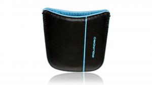 Porta cellulare Piquadro Blue square AC2820B2 Nero