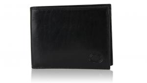 Man wallet The Bridge  01403701 20 Nero