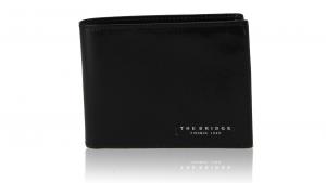 Man wallet The Bridge  01417501 20 Nero