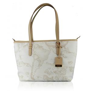 Shopping bag Alviero Martini 1A Classe New Basic D006 6188 900 Bianco