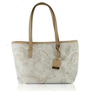 Shopping bag Alviero Martini 1A Classe New Basic D004 6188 900 Bianco