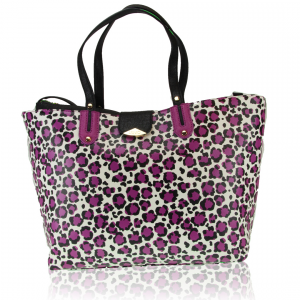 Shopping bag Liu Jo Kos A16035 E0087 MACULA PINK