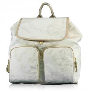 Backpack Alviero Martini 1A Classe Continuativo N734 6380 900 BIANCO