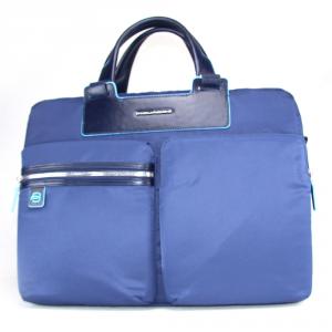 Briefcase Piquadro  CA3355CE Blu