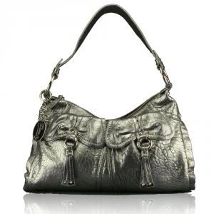 Shoulder bag Gianfranco Ferrè  QX5BG1 Argento