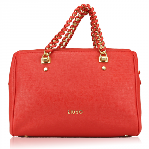 Hand bag Liu Jo ANNA CHAIN A66003 E0087 AURORA RED
