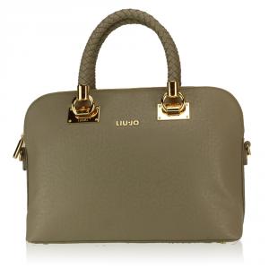 Hand and shoulder bag Liu Jo ANNA N66082 E0087 TORTORA