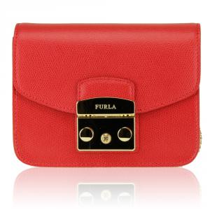 Shoulder bag Furla METROPOLIS 828291 ROSSO