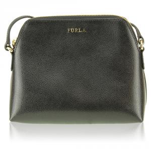 Shoulder bag Furla BOHEME 839599 ONYX+COLOR GOLD+PETALO