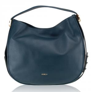 Shoulder bag Furla LUNA 834385 PETROLIO