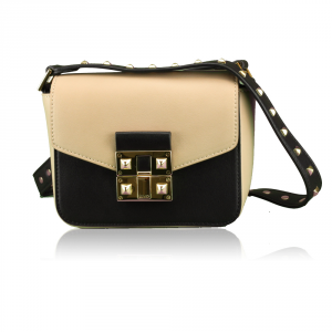 Shoulder bag Liu Jo SIFNO A66070 E0007 NUDE+BLACK