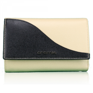 Woman wallet Cromia MOLLY 2620519 BE+NE