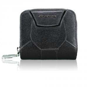 Woman wallet Cromia LARA 26A0534 NERO