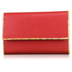 Woman wallet Alviero Martini 1A Classe LOVE CITY PD04 9407 350 ROSSO