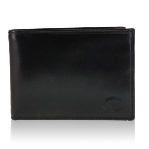 Man wallet The Bridge  01405701 20 Nero