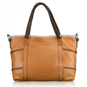 Hand and shoulder bag Cromia SOLE 1403276 CUOIO