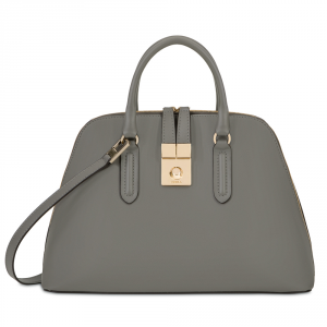 Hand and shoulder bag Furla MILANO 904098 ARGILLA c