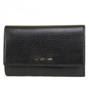 Woman wallet Cromia GO FAR 2620625 NERO