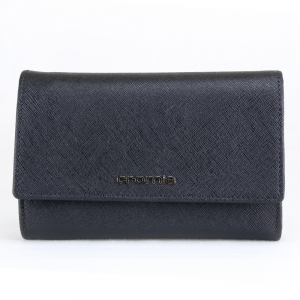 Woman wallet Cromia PERLA 2620571 NERO