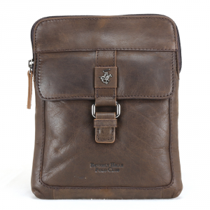Shoulder bag Beverly Hills Polo Club BERLINO BH-1120 T. MORO