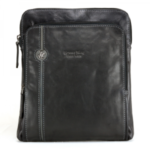 Shoulder bag Beverly Hills Polo Club EXPLORE BH-381 NERO