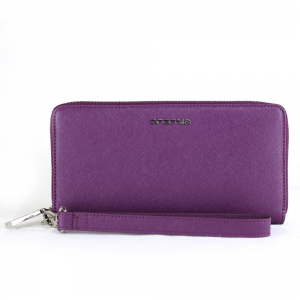 Woman wallet Cromia PERLA 2640573 ORCHIDEA