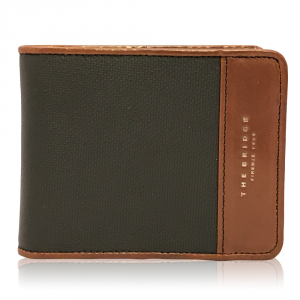 Man wallet The Bridge  0148163Q 5Z