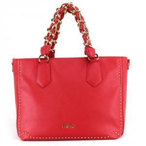 Hand and shoulder bag Liu Jo LOVELY U A18020 E0010 CHERRY RED
