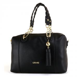 Hand and shoulder bag Liu Jo ARIZONA N19265 E0086 NERO
