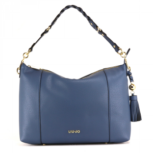 Shoulder bag Liu Jo ARIZONA A18050 E0086 BLU POLVERE
