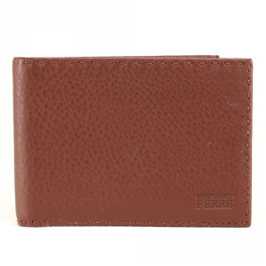 Man wallet Gianfranco Ferrè  021 003 15 004 Terracotta