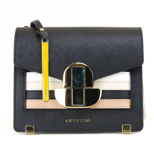 Shoulder bag Cromia MAEVA 1403703 NERO