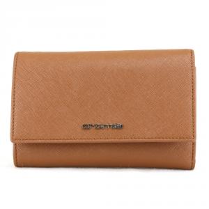 Woman wallet Cromia PERLA 2620626 CUOIO