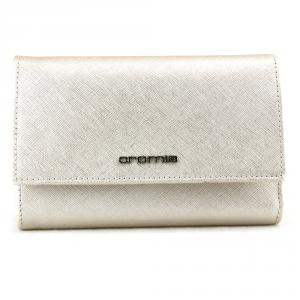 Woman wallet Cromia PERLA 2620626 PLATINO