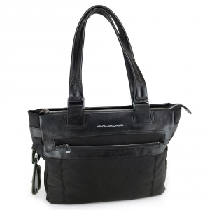 Sac business Piquadro Link BD1589LK Nero