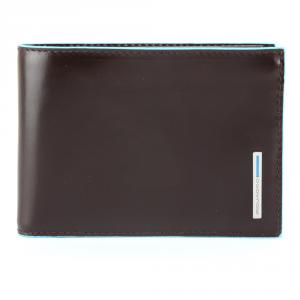 Portefeuille pour homme Piquadro BLUE SQUARE PU257B2 MOGANO