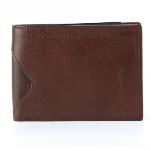 Man Wallet Piquadro  PU257W69 MARRONE