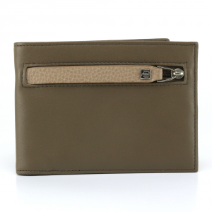 Man Wallet Piquadro  PU257SO3 TORTORA