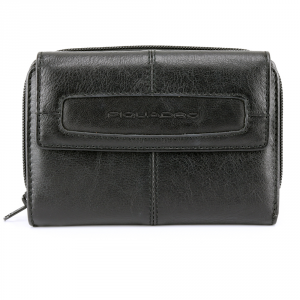 Woman wallet Piquadro LINK PD1670LK Nero