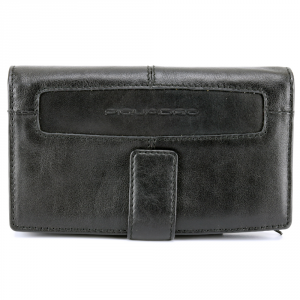 Woman wallet Piquadro LINK PD1353LK Nero