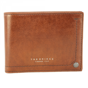 Man wallet The Bridge  01472701 1A