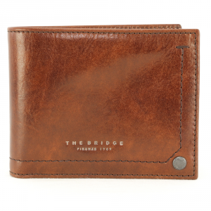 Man wallet The Bridge  01474701 1A