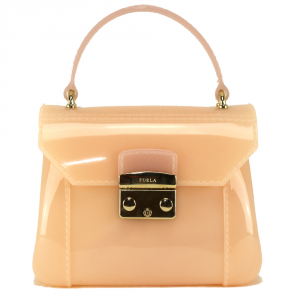 Shoulder bag Furla CANDY 776000 MAGNOLIA+WINTER ROSE