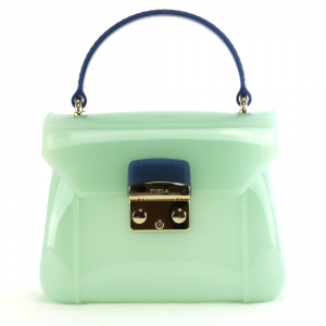 Shoulder bag Furla CANDY 772212 ACQUA GELLATA+INDACO