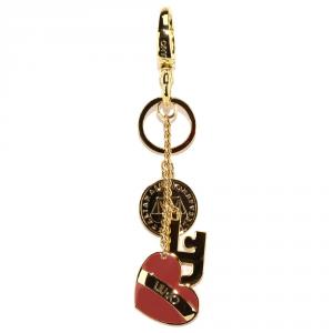 Porta chiavi Liu Jo HEART N66154 A0001 MINERAL HEART