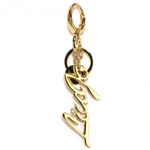 Key ring Liu Jo KEY RING N17158 A0001 LIGHT GOLD